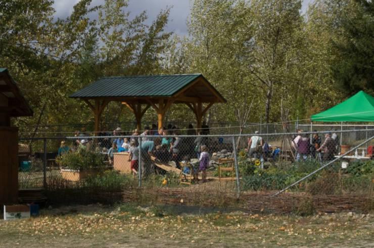 Kimberley Open Gate Garden