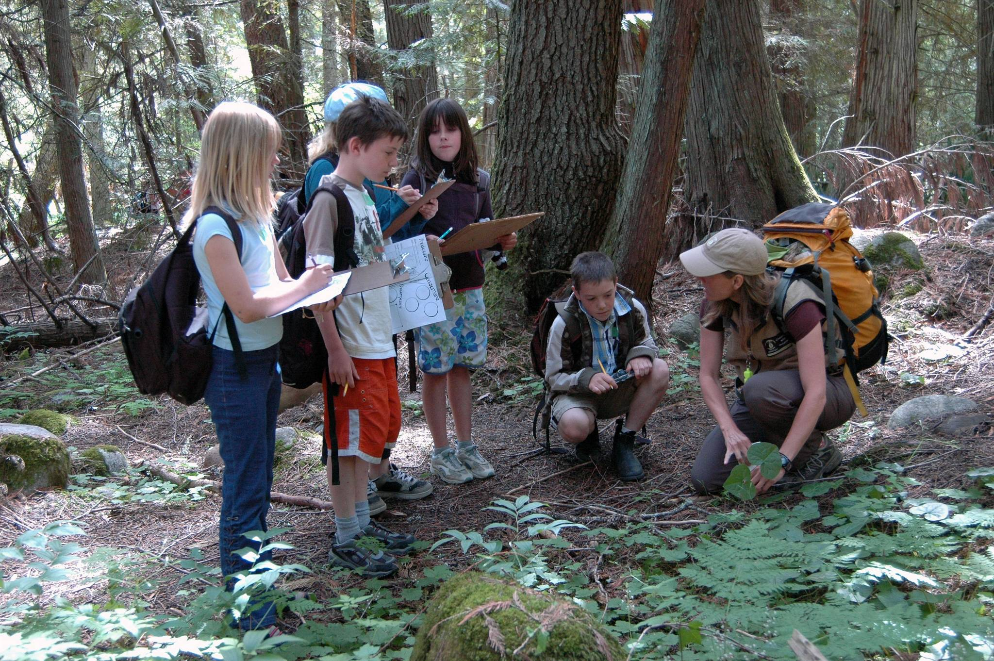 Appendix F - CWO 2008 looking at plants