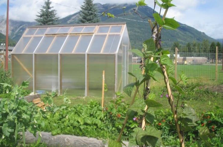 Fernie Community EcoGarden