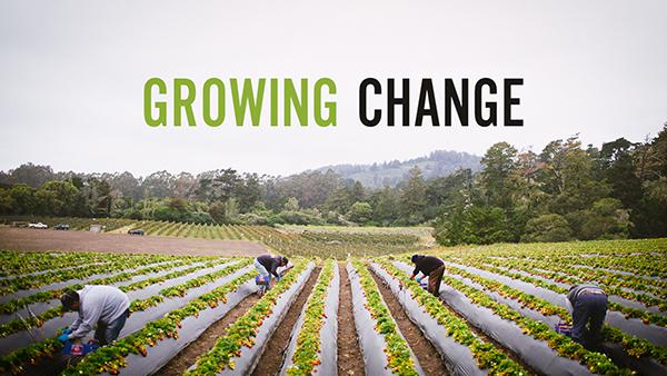 growing change film