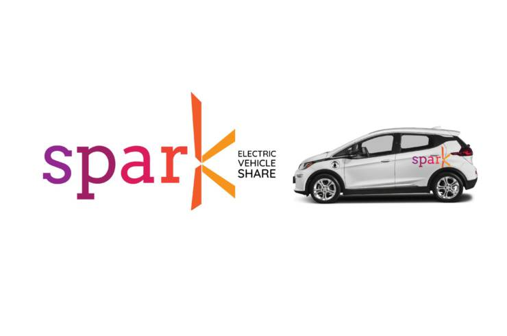 Spark Electric Vehicle Share
